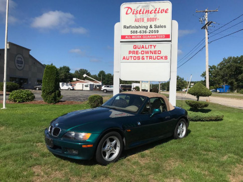 1998 BMW Z3 Convertible - CLICK FOR DETAILS